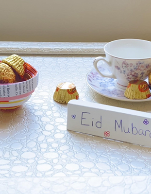 Eid Candy Bowl