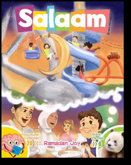 Salaam Spring 2021