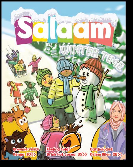 Salaam Winter 2019