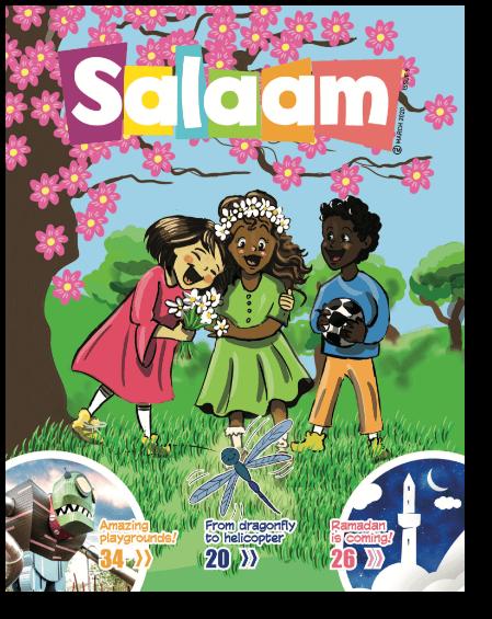 Salaam Spring 2020