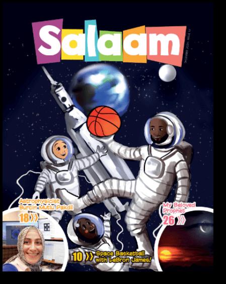 Salaam Winter 2020
